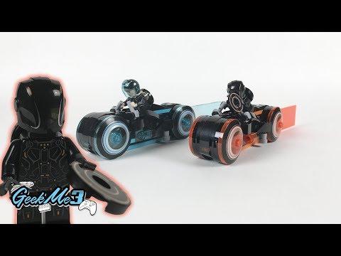 Vidéo LEGO Ideas 21314 : TRON : L'Héritage