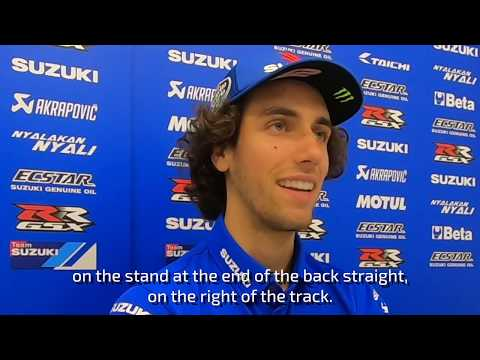 SUZUKI ECSTAR ARAGON MotoGP™ PREVIEW