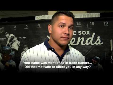 CSN Interviews White Sox OF Avisail Garcia In Spanish