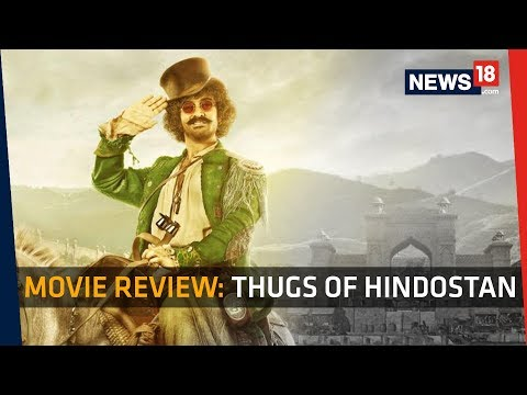 Movie Review | Thugs Of Hindostan | Sheer Disappointment