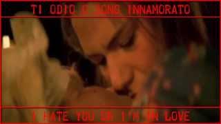 Tiziano Ferro - Il confine ( testo italiano + English Subtitles ) [ Romeo & Juliet ♥ روميو وجولييت ]