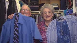 Cute Couple Have Worn Matching Outfits For Nearly 70 Years