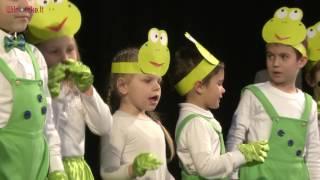 XIII Festiwal Rozspiewane Przedszkole - występy dzieci