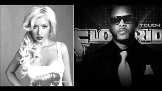 Flo Rida feat. Christina Aguilera - Good Feeling (Official Remix) 2011