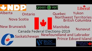 How to Vote Canada Federal Election 2019? Voting In Canada