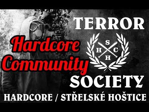 Terror society - TERROR SOCIETY - HC Community (official video)