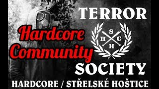Video TERROR SOCIETY - HC Community (official video)