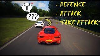 Racing Games - Advanced Tactics