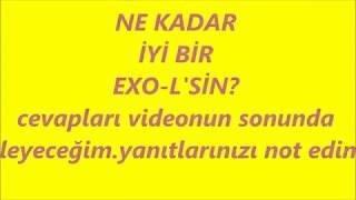 Exo-l testi/ne kadar iyi bir Exo-l