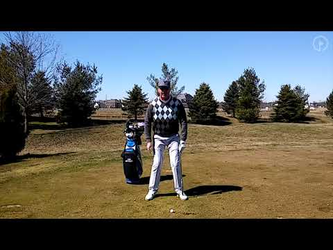 Proper Knee Position for a Solid Powerful Golf Swing