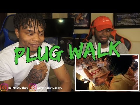 Rich The Kid - Plug Walk - REACTION