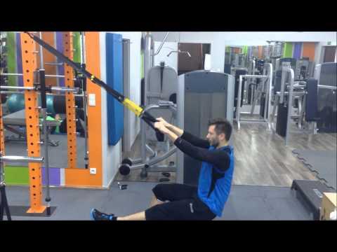 Biceps i mięśnie piersiowe