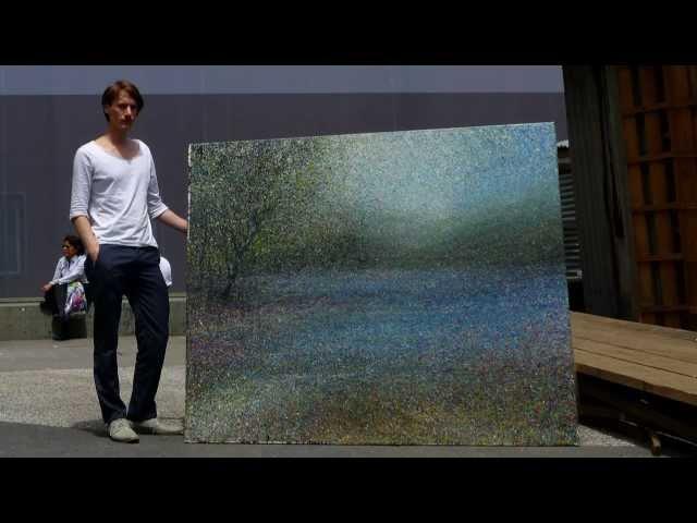 Video, David Komander, Art Basel, 2013