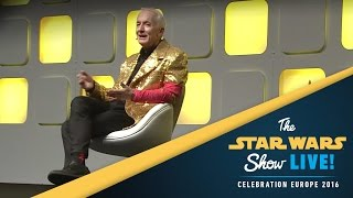 Anthony Daniels: Without Protocol | Star Wars Celebration Europe 2016