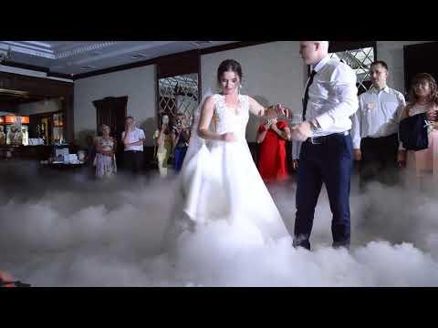 Оформлення весільного танцю спецефектами, відео 4