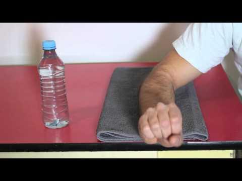 Bewegungstherapie in Osteochondrose des lumbalen Videos