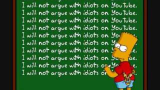 The Simpsons Sing The Blues: Do The Bartman By Bart Simpson