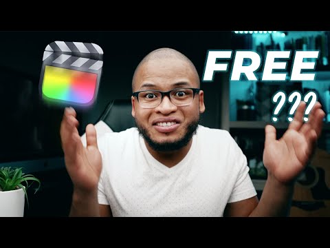 How to get FINAL CUT PRO for FREE 2021 // Final Cut Pro Free Download Mac (90 Days)