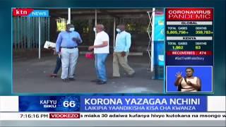 Kaunti ya Laikipia yarekodi kisa cha kwanza, watu 74 zaidi wakipatikana na virusi vya korona