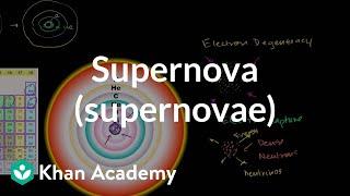 Supernova (Supernovae)