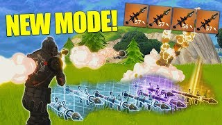 *NEW* Gamemode - Explosive Mayhem! [Fortnite]