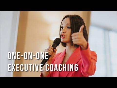 Simone Heng Executive Public Speaking Training - YouTube