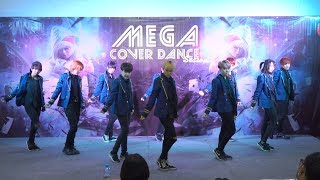 170827 [4K] 10TIONUP Cover UP10TION - SO, DANGEROUS @ Mega Cover Dance Season 2 (Audition)