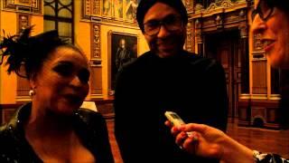 "Melodifestivalen 2013: Army of Lovers Interview ""Rockin' The Ride"" (Semi Final 4)"