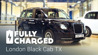 London Black Cab TX   Fully Charged