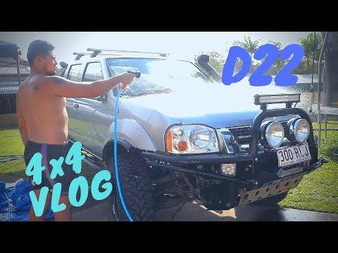 Nissan Navara d22 Under bonnet - Mods, Spare parts, tips
