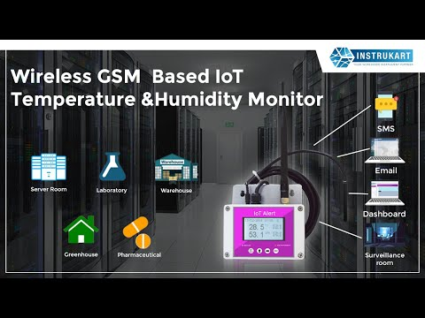 Smart Environment Monitoring System