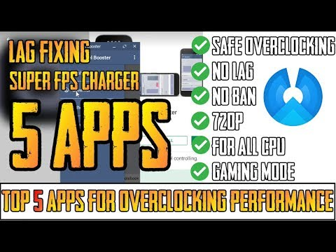 Phoenix OS boost PUBG Performance by NFS injector & fix LAG