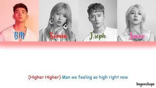 KARD - Moonlight [Color coded lyrics_Han/Rom/Eng]