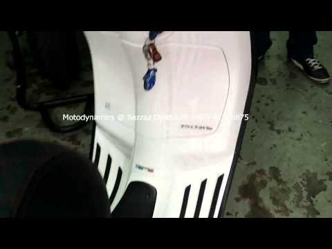 VESPA PRIMAVERA 150 Vie - Motodynamics Technology Malaysia