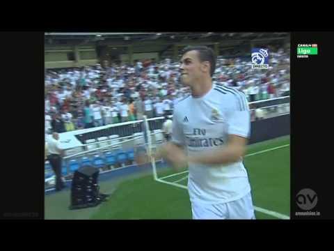Full buổi ra mắt của Gareth Bale tại Real Madrid