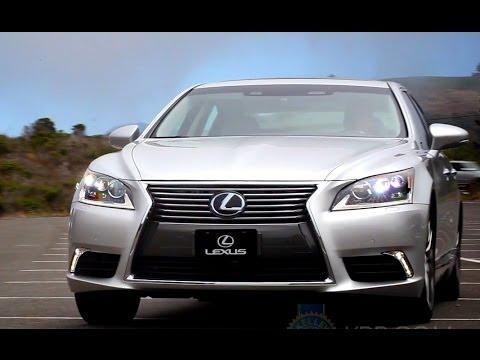2013 Lexus LS Review - Kelley Blue Book