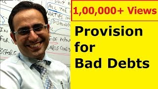 Basic Accounting Terms (Video-17) What is Provision for Doubtful debts?