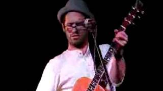 Tony Lucca- Death of Me- Zoey's, Ventura CA- November 2011