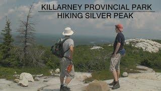 Killarney Provincial Park - Hiking Silver Peak