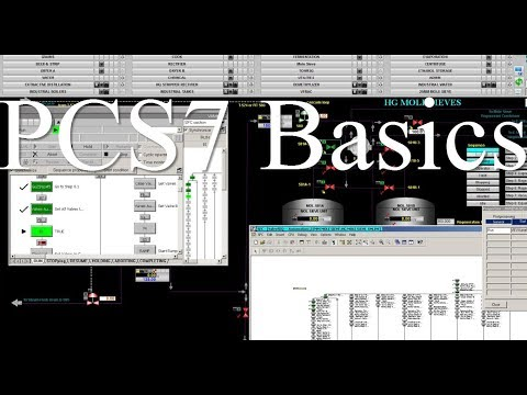 PCS7 Basic Training (in less than an hour) - YouTube