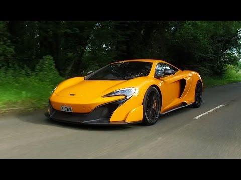 NEW CAR First Drive Of My New McLaren 675 LT