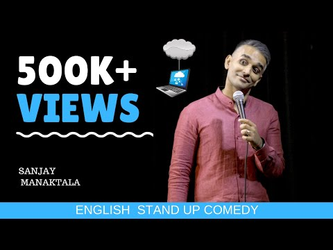 IT Jokes 2.0 | ENGLISH Stand-up comedy by Sanjay Manaktala