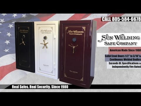 Sun Welding Safe Reviews | American Made Safes | www.sunweldingsafes.com