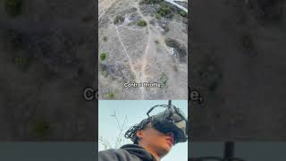 FPV Flights: San Diego Trails #shorts