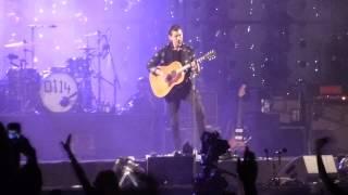 Arctic Monkeys - A Certain Romance live @ Finsbury Park (London) 23 may 2014