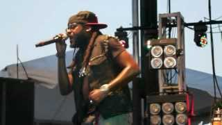 "Tarrus Riley Live ""Front Door ~ Something Strong"" at 9 Mile Music Fest in Miami Part 7"