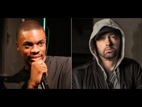 Vince Staples Calls Eminem BET Hip Hop Awards Freestyle