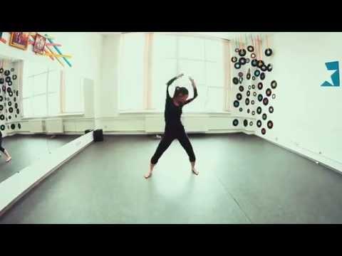 Владимир Высоцкий - поля влюбленным. Contemporary by Ekatrrina Gybskaya.All Stars Workshop 03.2015