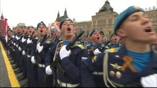 Парад Победы на Красной площади 2017