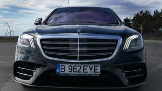 Mercedes  AMG - Masina care merge singura